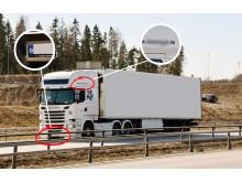 Rumensk bil med norsk adresse