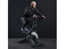 Spinnado Pro 18 Indoor Bike 10032049 ambiente black