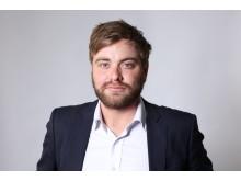 Rasmus Bäckström, export- och delbranschansvarig på Livsmedelsföretagen
