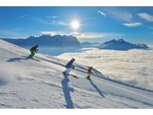 Skifahren in Hasliberg (c)STST - STTP