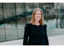 Ida Habbestad, daglig leder i Norsk Komponistforening. Foto: Renate Madsen, 2019
