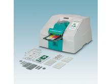 Industriel UV LED farveprinter