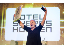 Hotel Skeppsholmen blev Årets Mötsplats 2018