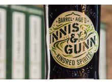Innis & Gunn Kindred Spirits 2019 label