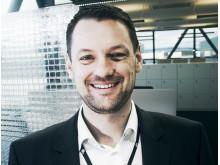 Stig Myklebust, direktør for HPs Skandinaviske forbrukerforretning for Print og PC