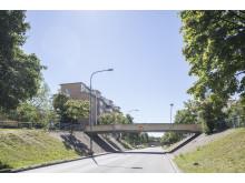 A. Rinkebystråket. Före-bild.
