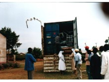 Containertransport 2000