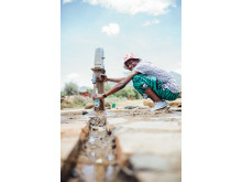 WE LOVE YOUGANDA: Octopizzo from Kenya visiting water, sanitation projects in Moroto