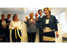 Barn och Äldreminister Maria Larsson inviger Friends international center against bullying