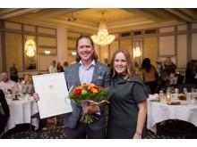 Kristian Randel Årets HR-profi 2018 highrez
