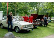 Temat på Nostalgia Festival Volvo 140 - 50 år!