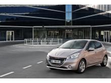 Danmarkspremiere på den nye Peugeot 208