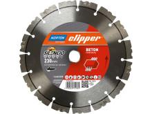 Norton Clipper Pro Silencio Beton 230 mm