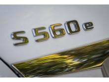 Mercedes-Benz S 560 e L
