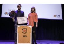 Amazing Society, vinnare av Årets Initiativ 2018: Hälsa för chefer