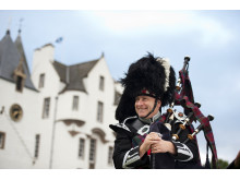 Scottish Pipers ©VisitBritain Melody Thornton