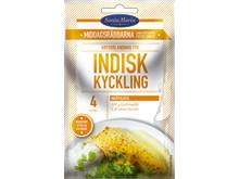 Indisk kyckling