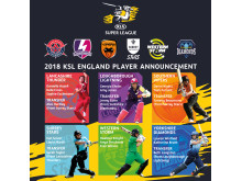KSL Player Announcement