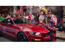 LittleMix und Ford Mustang