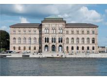 Nationalmuseum, foto Hans Thorwid.