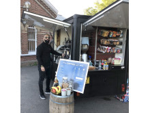 Arabica Coffee House at Lingfield station