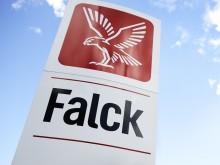 Falck - stand