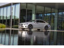 Mercedes-Benz A 250 e sedan