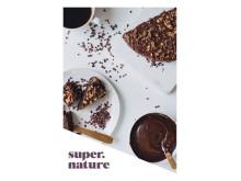 Oppskriftskort: Raw brownie