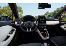 Nya Renault Clio - interiör