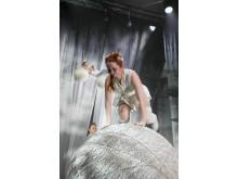 Cirkus Cirkör - Knitting Peace - Aino Ihanainen