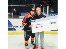 Anders Lindvall och Niclas Bergfors