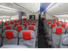 Interior 787 Dreamliner