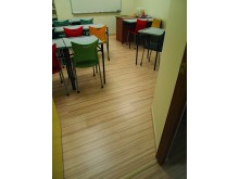 Laminate Flooring Installed by Evorich: Andrew Er Learning Centre