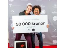 Cirkus Unik, vinnare 2:a pris Sociala innovationer The Brewhouse Award 2015