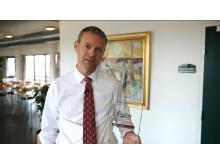 Jørn P. Jensen, CFO i Carlsberg Group