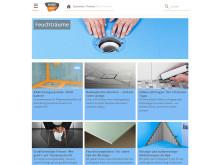 AUSBAUPRAXIS Screenshot Themenfeld