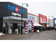 Premiär NetOnNet Stenhagen, Uppsala med kö