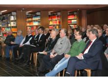Vortragsveranstaltung zum 80. Todestag von Hugo Junkers