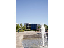 Högskolan Dalarna, campus i Borlänge
