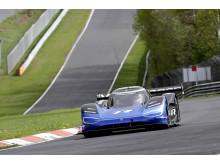 ID. R på Nürburgring
