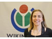 Anna Troberg, verksamhetschef Wikimedia Sverige