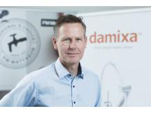 Ole Sander, adm.direktør Ostnor Danmark og Damixa
