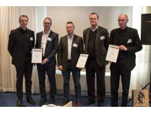 Pristagare Green Innovation Contest 2015