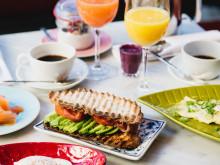 Frukost på Berns