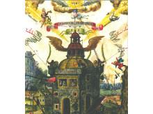 Cover des Katalogs_Zentralbibliothek Zuerich Bibliothek Oskar R. Schlag