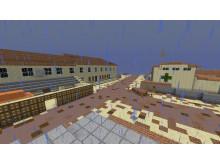 Minecraftbild från Akure