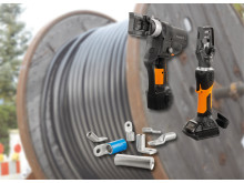 Pressverktyg från Weidmüller för grova areor