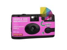 Lomography Simple Use Film Camera_LomoChrome Purple_quarter right