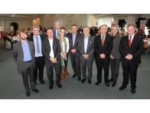 Korschenbroich - Bürgerinitiative Glasfaser-Anschluss und BM Venten