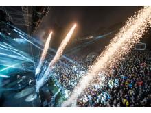 Highasakite avslutter fredagen på Øyafestivalen 2016.